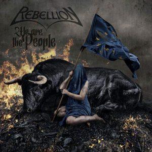 We are the People von Rebellion CD Kritik