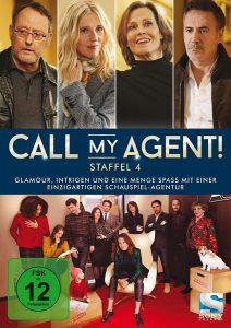 Call my Agent Staffel 4 DVD Kritik