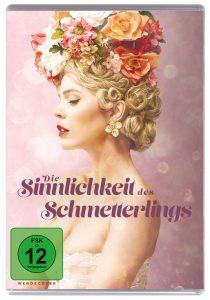 Die Sinnlichkeit des Schmetterlings DVD Kritik