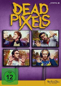 Dead Pixels Staffel 2 DVD Kritik