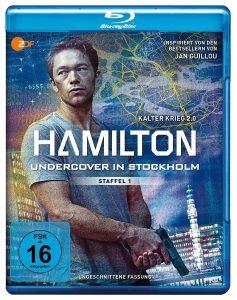 Hamilton Undercover in Stockholm Staffel 1 Blu-ray Kritik