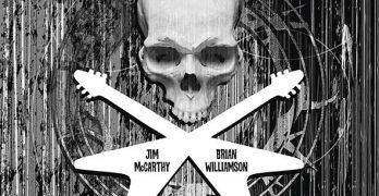 Metallica Nothing Else Matters Die Graphic Novel von Jim McCarthy und Brian Williamson Comickritik