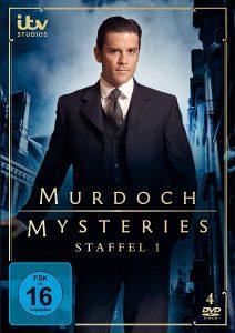Murdoch Mysteries Staffel 1 DVD Kritik